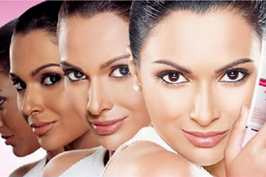 fair and lovely dark skin ad malaysia race