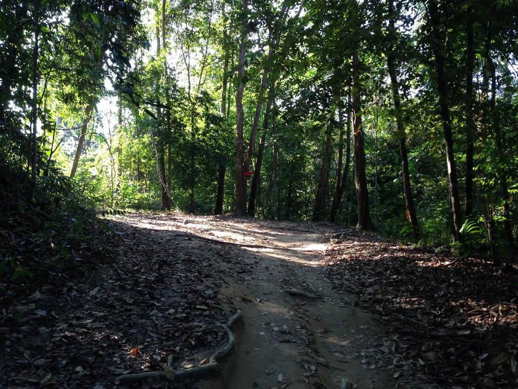 mco malaysia climb hiking trekking
