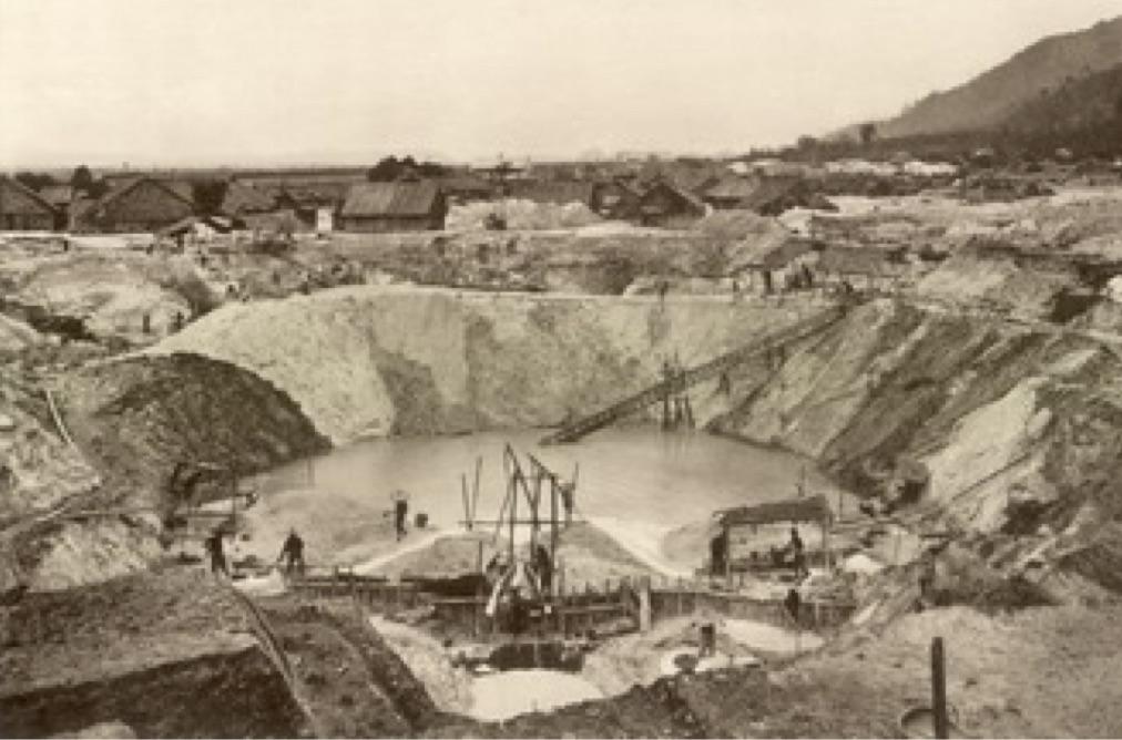 Tin Mines