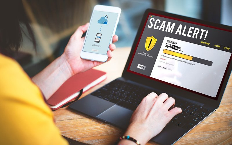 scam scammer malaysia ringgit rich
