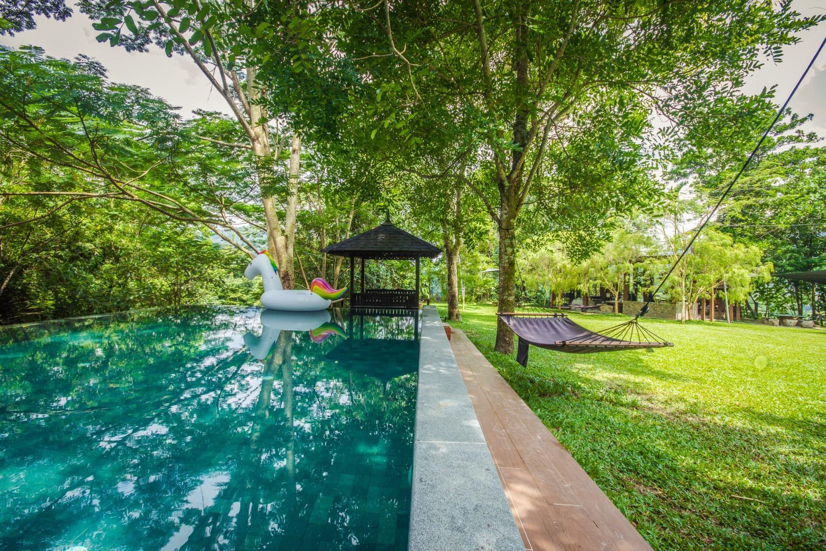 Templer Park Rainforest Retreat 1