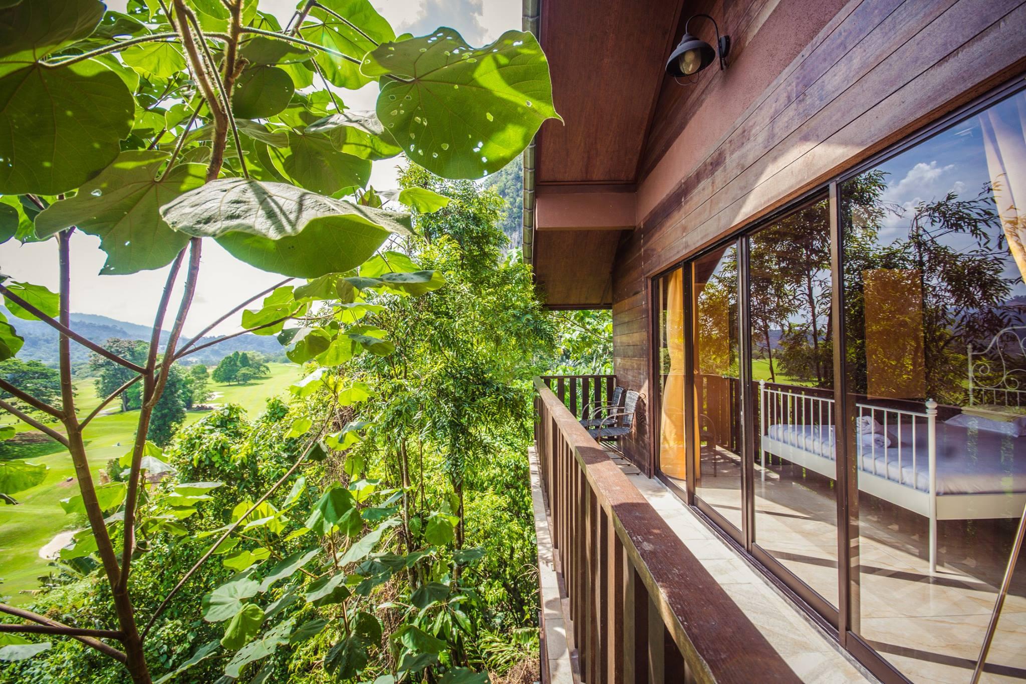 Templer Park Rainforest Retreat 2