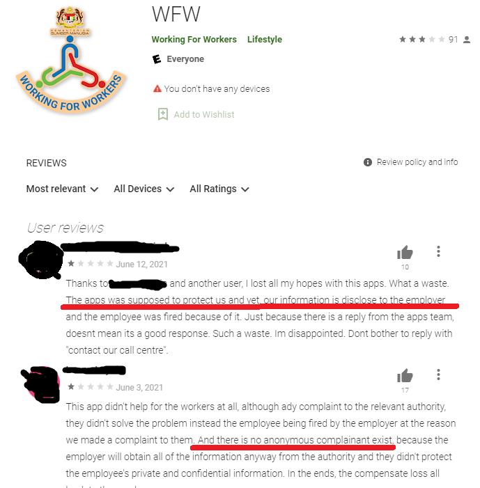 work wfh employer employee malaysia labour law