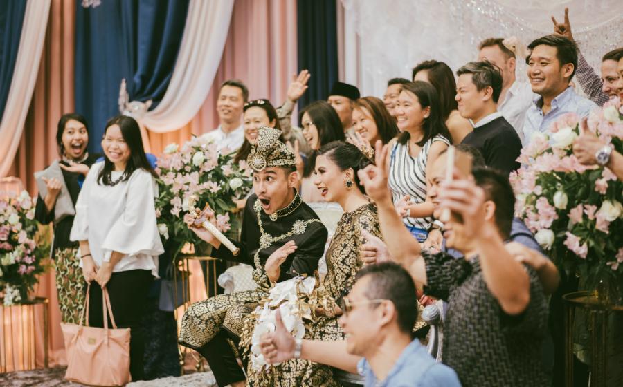 A Big Fat Malay Wedding