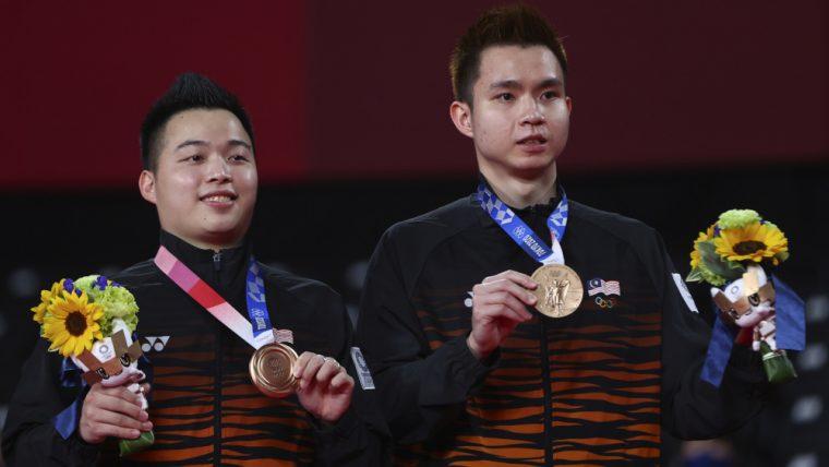 Aaron Chia and Soh Wooi Yik