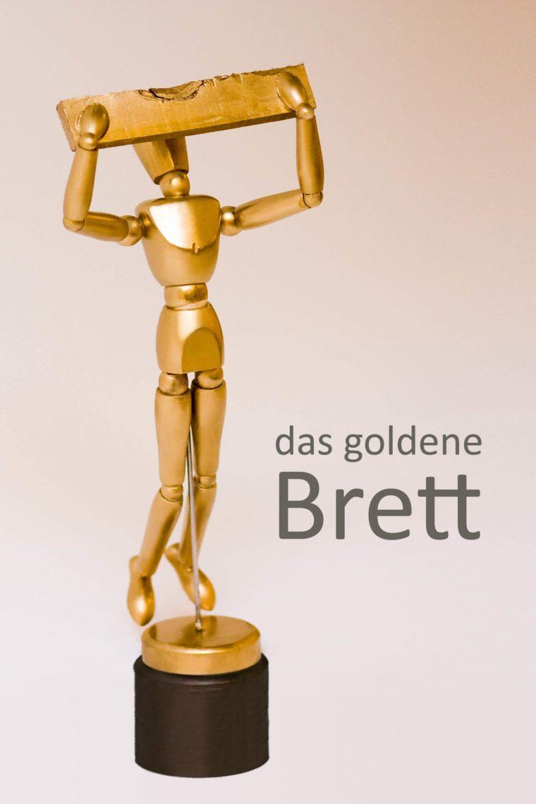 the golden blockhead award