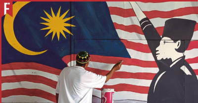 malaysia preparing for independence day