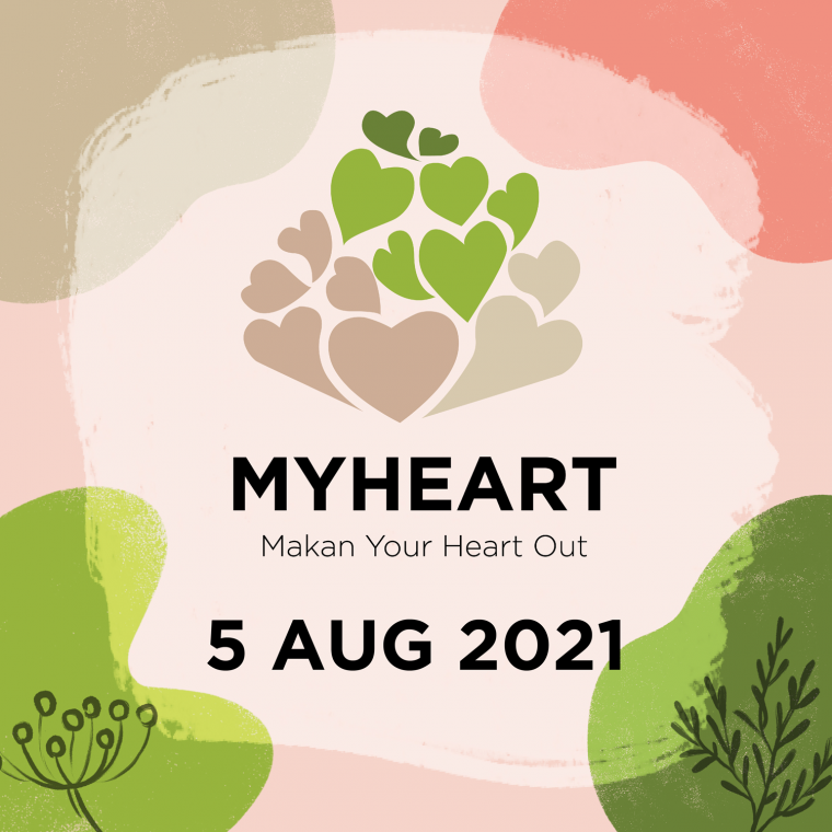 MYHeart Exhibition Poster