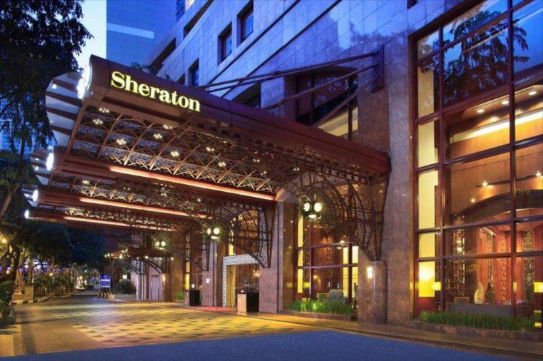 Sheraton Hotel Malaysia