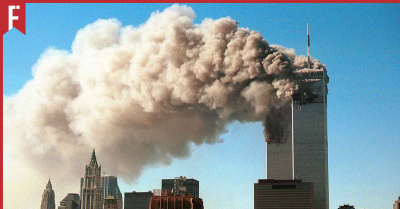 aftermath of the 9/11 terrorist attack